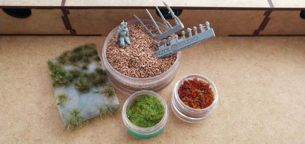 base miniatures dyi